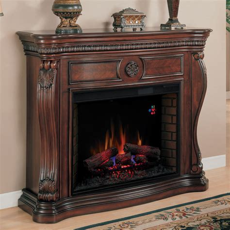 Electric Fireplace Mantel Designs by Electric Fireplace With Mantel Design Interior Exterior