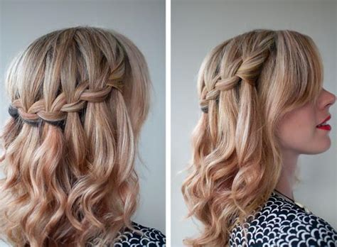 hairstyles for medium length hair plaits prom hairstyles for medium length hair стильная укладка