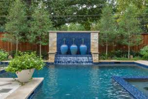 Backyard Bbq Dallas Tx Dallas Backyard Pool Retreat Traditional Pool