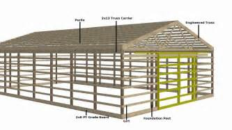 plans to build a barn how to build a pole barn tutorial 1 of 12 building