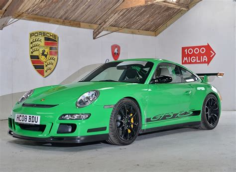 Porsche 997 Gt3 Rs by Ref 3 2008 Porsche 997 Gt3 Rs