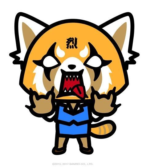 Aggretsuko, Sanrio's New Character, Is a 25 Year Old