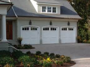 Three Car Garage Lighting Colors Garage Door Lights Exterior Design