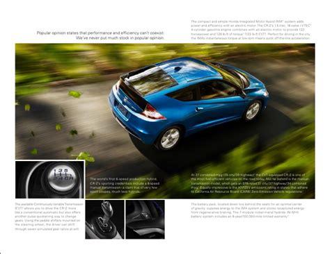 Visalia Honda by 2011 Honda Cr Z Fresno Ca Visalia Honda