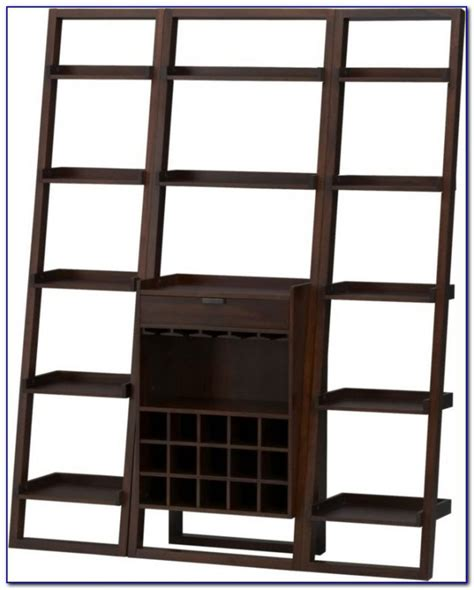 crate and barrel sloane leaning bookcase sloane leaning bookshelf bookcase home design ideas