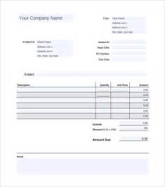 Payroll Invoice Template Payroll Template 15 Free Word Excel Pdf Documents