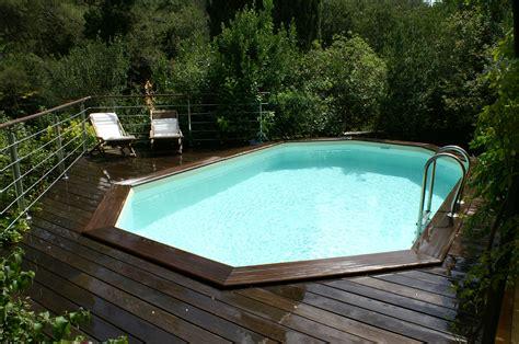 Piscine Rigide Hors Sol 2334 by Construction Piscines Nimes Gepad Piscines Et Spa 30000
