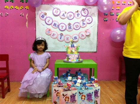 Bando Karakter Bando Cookie 1 princess fiera s birthday the