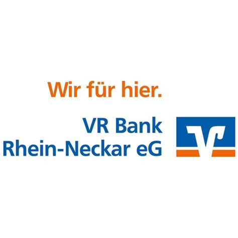 Vr Bank Rhein Neckar Eg Filiale Rheinau S 252 D Mannheim