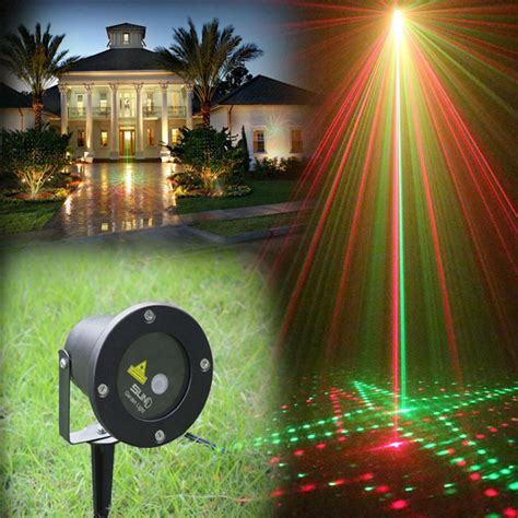 New Landscape Outdoor Laser Light Show Projector Outdoor Projector Lights
