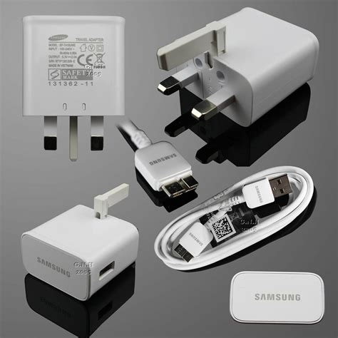 samsung galaxy s5 charger genuine samsung galaxy s5 note 3 mains charger usb 3 0 usb cable 5055866632686 ebay