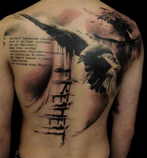 freedom tattoo design tattoos ideas with meaning