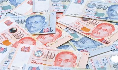 currency sgd current singapore dollar strength unsustainable says