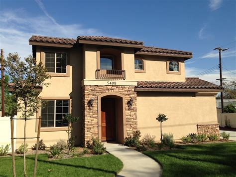 mediterranean home builders six mediterranean homes in temple city sold out bade