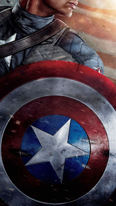 captain america ipod wallpaper ap29 captain america poster film hero art wallpaper