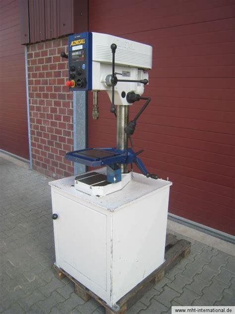 len gebraucht alzmetall ax2 t s s 228 ulenbohrmaschine tischbohrmaschine