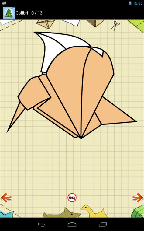 Origami Rob S World - instru 231 245 es para origami free apps para android no