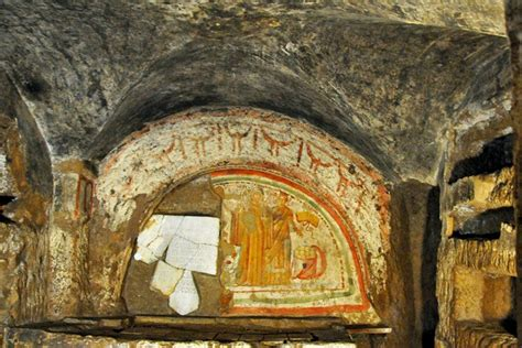 best catacombs in rome catacombs of st callixtus rome attractions review