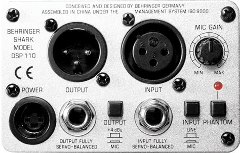 Behringer Psu10 Eu Replacement Power Supply For Dsp110 Fbq100 dsp110 feedback suppressors signal processors behringer categories tribe