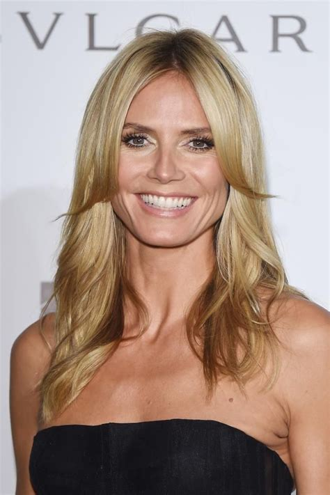 shoulder sweep haircuts women 25 best ideas about heidi klum frisuren on pinterest