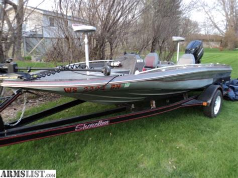 the gambler fishing boat armslist for sale 17 starcraft gambler bass boat 90