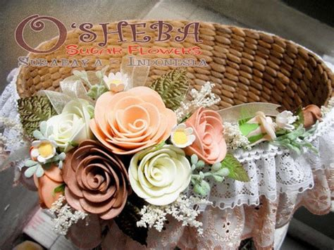 1000 images about canastas decoradas on flower basket ivory and baskets