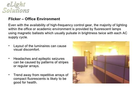 can fluorescent lights cause seizures lighting health and wellbeing