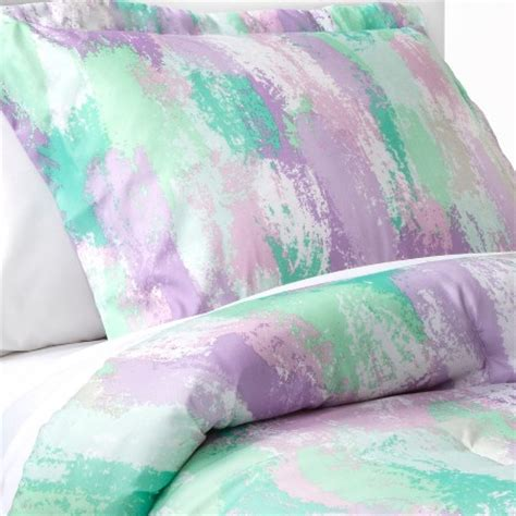 watercolor bedding set watercolor wonder comforter set pillowfort target