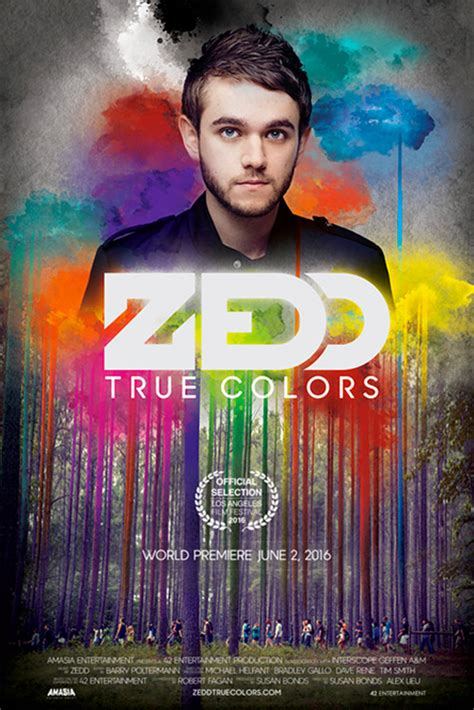 colors documentary zedd unveils true colors documentary the nocturnal times