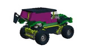 Lego ideas monster trucks
