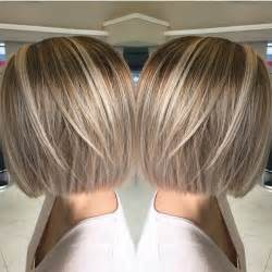 bob haircut with chunky highlites 1000 ideas about dark blonde bobs on pinterest platinum