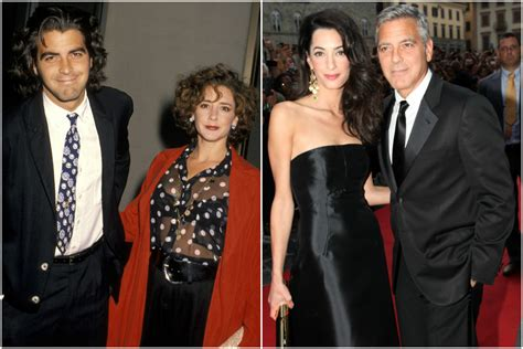 And George Clooney Might Be Dating by George Clooney S Girlfriends Past 1 Page Six