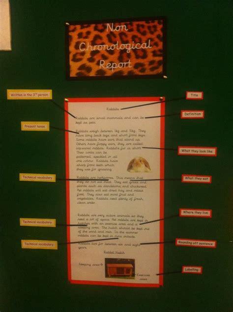 biography chronological order ks2 the 25 best non chronological reports ideas on pinterest