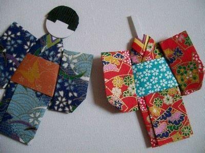 How To Make Origami Kimono - origami kimono bookmark the sequel 183 how to make a paper