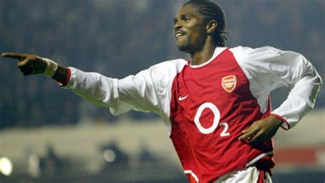 kanu nwankwo goal kanu other arsenal legends for wenger s home premium times nigeria