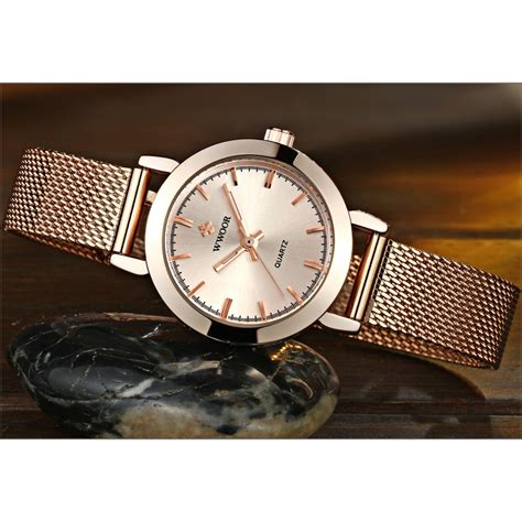 Jam Tangan Rolex Wanita Gold wwoor jam tangan luxury wanita 8823 gold jakartanotebook
