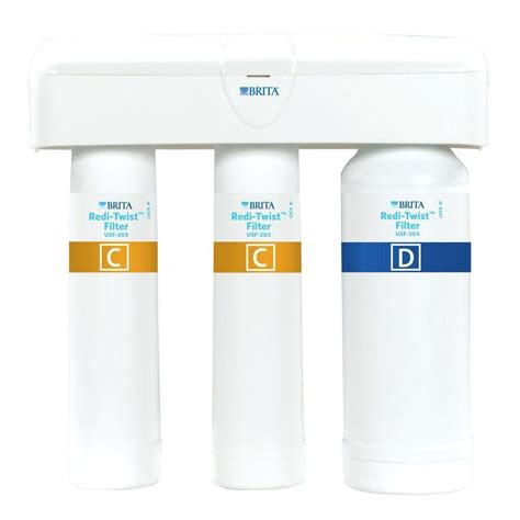 water filter systems for kitchen sink aquasana standard sink systems sink