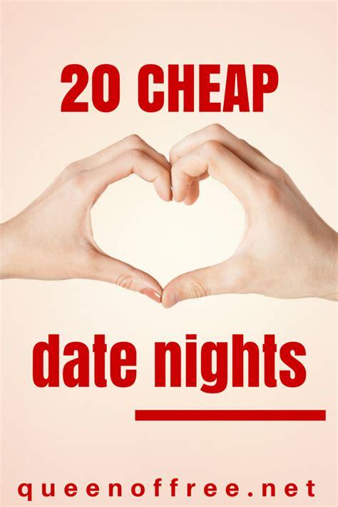 cheap dates budget dating ideas