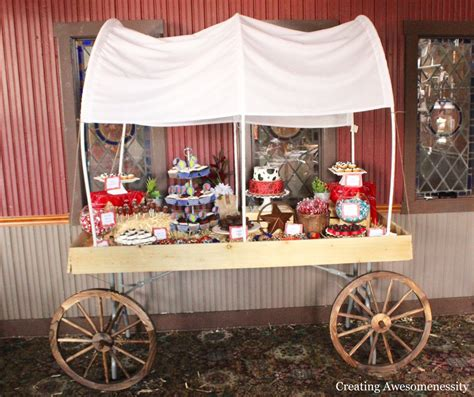 cowboy themed western theme birthday ideas
