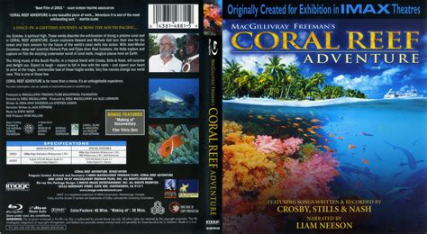 covers box sk coral reef adventure 2003 high quality dvd blueray movie 1280 x