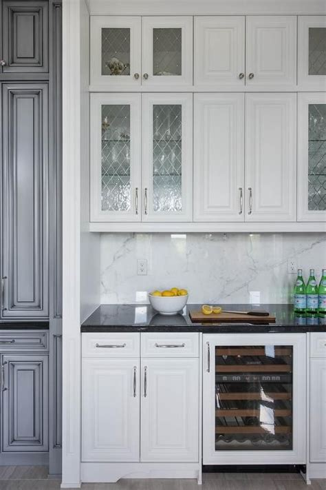 kitchen beautiful  glass cabinet