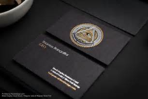 best luxury business cards black foil sted best luxury business card design