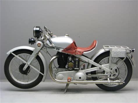 opel motor opel 1928 motoclub 500 cc 1 cyl ohv yesterdays