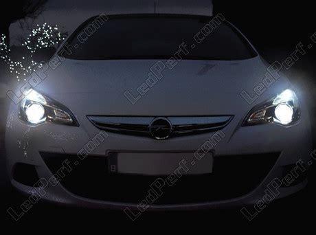 Led Gtc pack headlights xenon effect bulbs for opel astra j