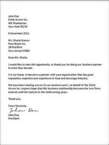 Business Letter Regards Sincerely Letter Format Sincerely Best Template Collection