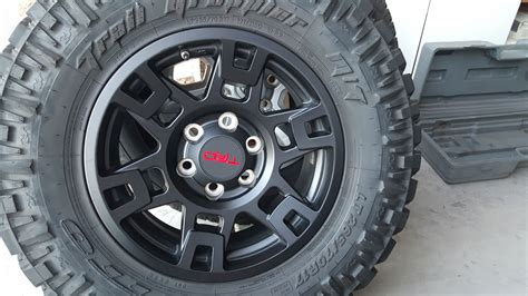 Toyota Wheels For Sale Toyota Trd Wheels Nitto M T Tires Toyota 4runner Forum