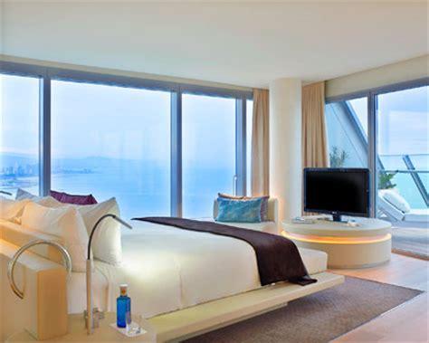 cozy room w barcelona w hotel barcelona w barcelona luxury hotels in barcelona