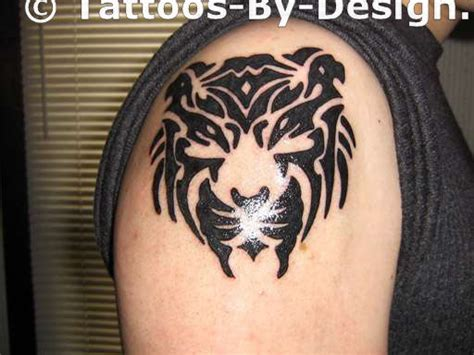 tattoo designs for men tiger 40 most popular tribal tattoos for