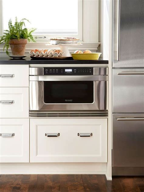 kitchen cabinet microwave built in the 25 best built in microwave ideas on built