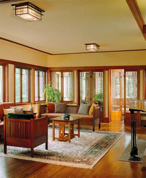 arts and crafts window treatments bungalow windows arts crafts homes and the revival